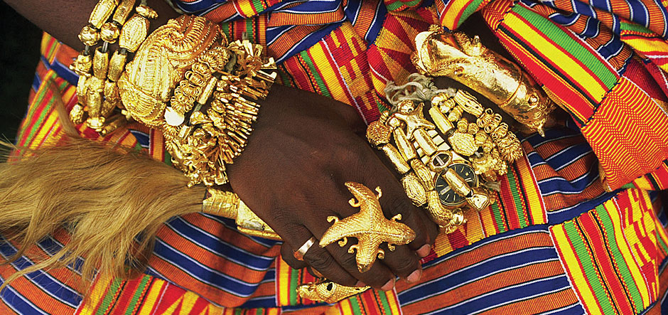 Akwasidae Royal Festival, Ghana