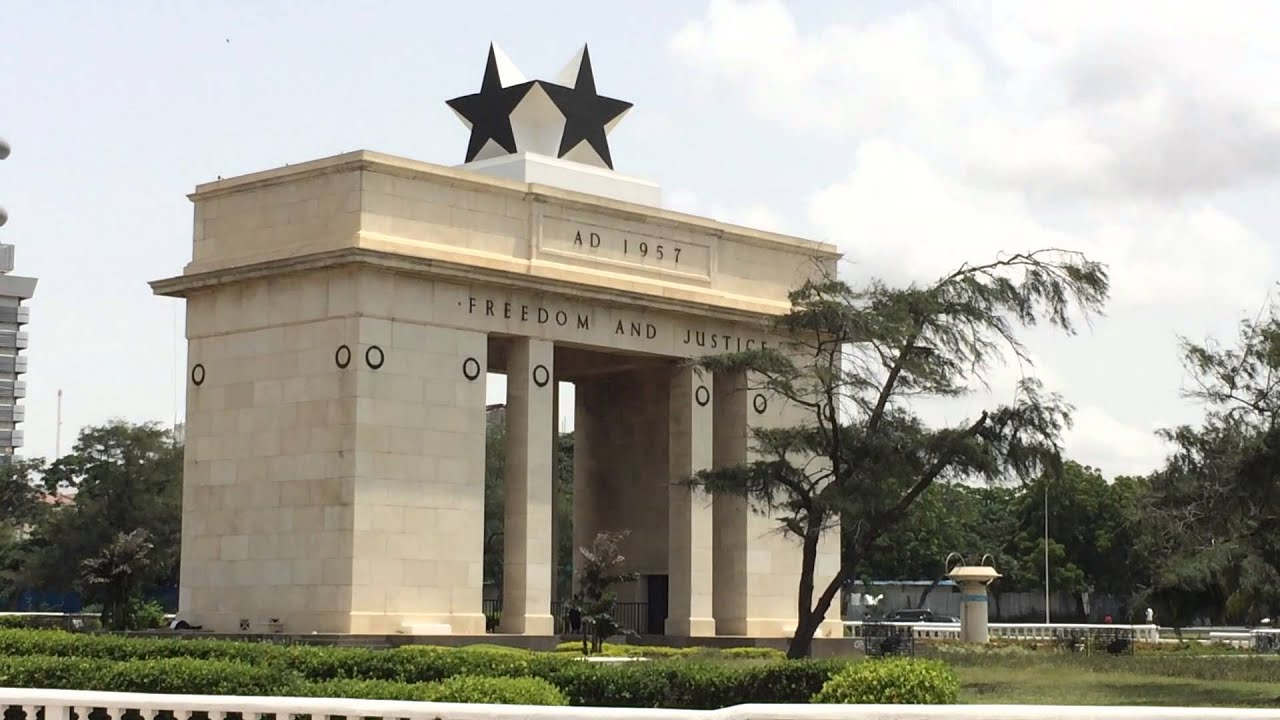 Black Star Square, Accra