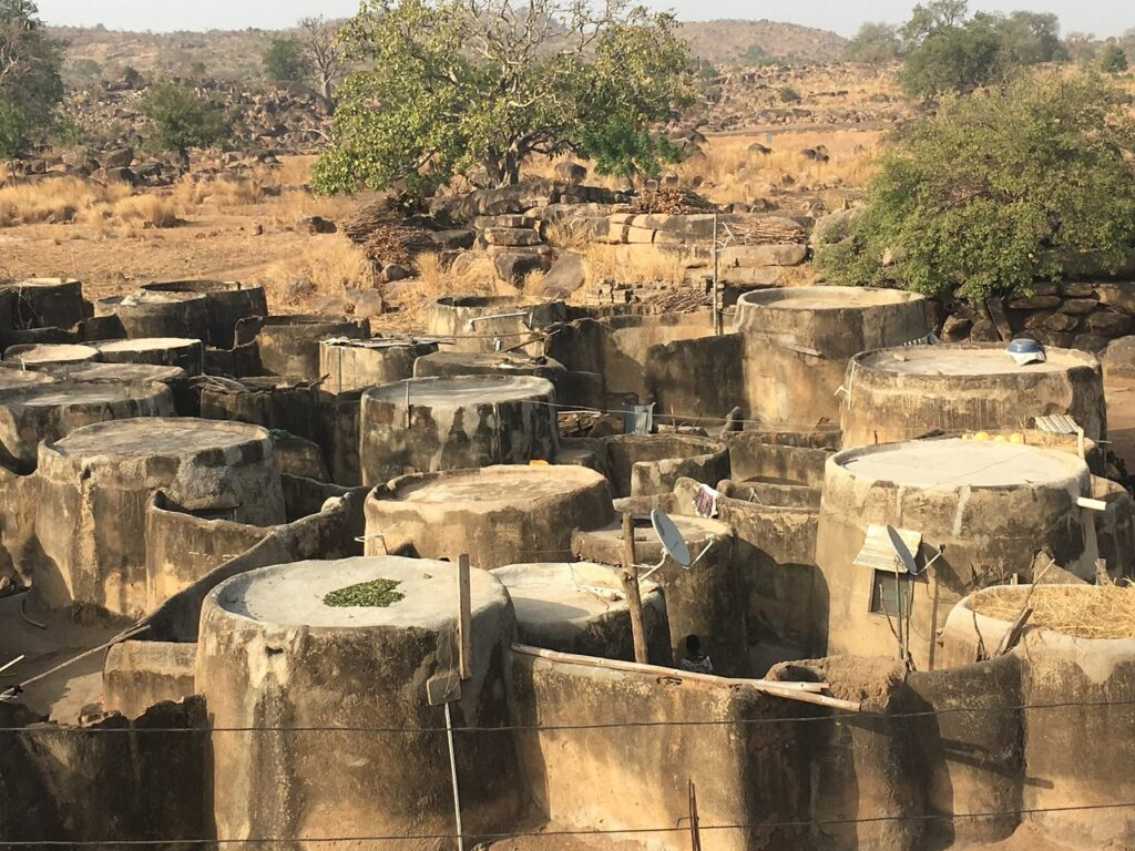 Tongo Hills Ghana